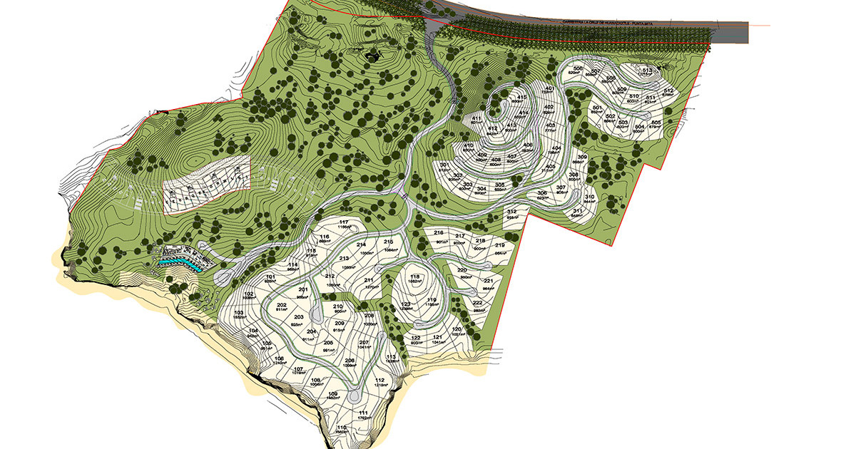 Bolongo Masterplan - Bolongo - Punta de Mita - Luxury Real Estate North of Puerto Vallarta, Mexico