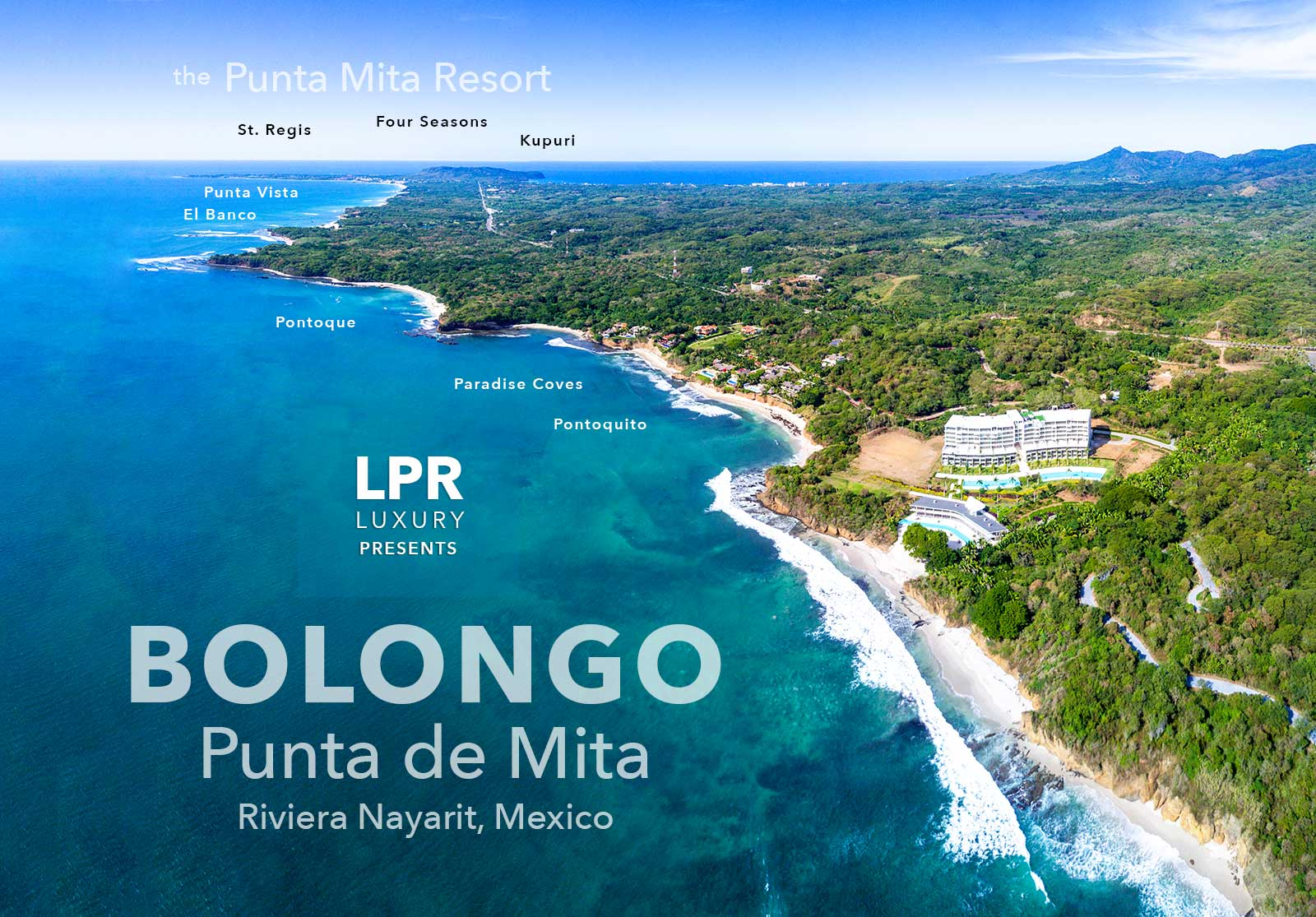 Bolongo - Punta de Mita - Luxury Real Estate North of Puerto Vallarta, Mexico
